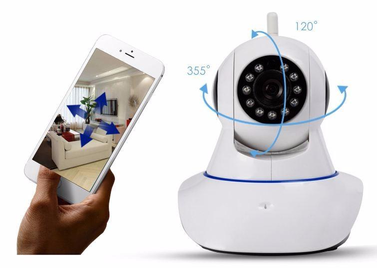 Camera YooSee có khả năng xoay 360 độ
